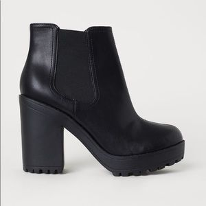 H&M Ankle Booties